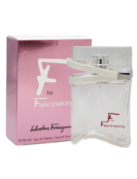 Salvatore Ferragamo F for Fascinating, edt 90ml - Teszter