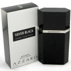 Azzaro Silver Black, edt 50ml