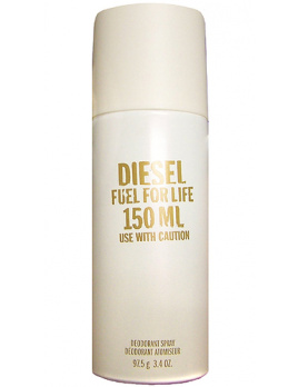 Diesel Fuel for life woman, Deo spray - 150ml