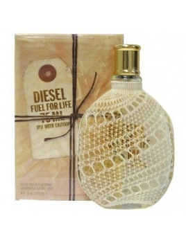 Diesel Fuel for life Woman, edp 75ml