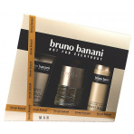 Bruno Banani Man, Edt 50ml + 50ml Tusfürdő + 50ml deo