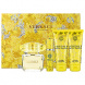 Versace Yellow Diamond, Edt 90ml + 100ml Testápoló tej + 100ml Tusfürdő + 10ml Edt