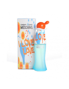 Moschino I Love Love, edt 100ml
