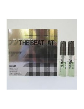 Burberry The Beat for man, Illatminta