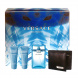 Versace Man Eau Fraiche, Edt 100ml + 50ml Tusfürdő + 50ml after shave balm + Habženka
