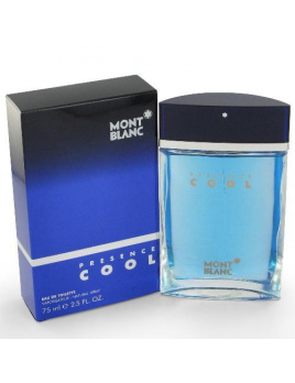Montblanc Presence Cool, edt 75ml