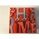 Üres doboz Hermes Terre D´Hermes, Méretek: 21cm x 21cm x 7cm