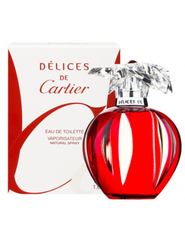 Cartier Delices, edt 50ml