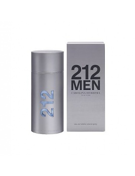 Carolina Herrera 212 Men, edt 100ml - Teszter