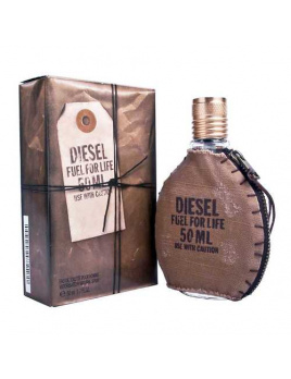 Diesel Fuel for life, edt 50ml